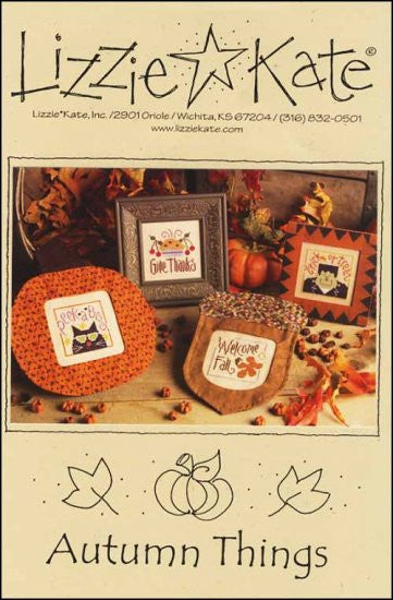 Autumn Things~ Lizzie Kate