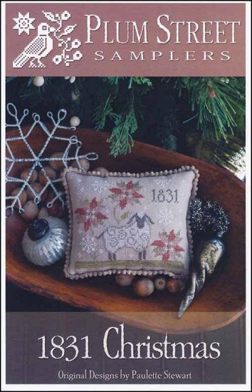 1831 Christmas ~ Plum Street Samplers