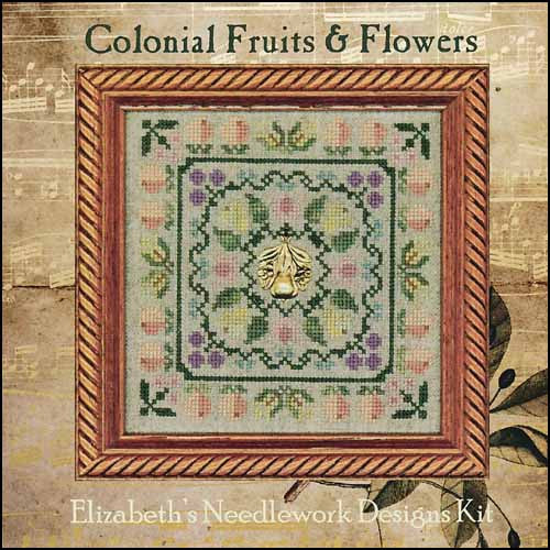 Colonial Fruits & Flowers
