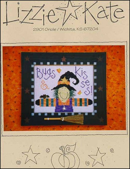 Bugs & Kisses~ Lizzie Kate