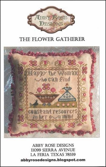 Flower Gatherer ~ Abby Rose Designs