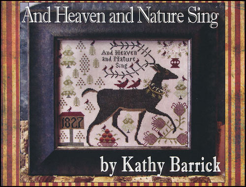 And Heaven And Nature Sing ~ Kathy Barrick