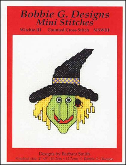 Mini Stitches: Witchie 3