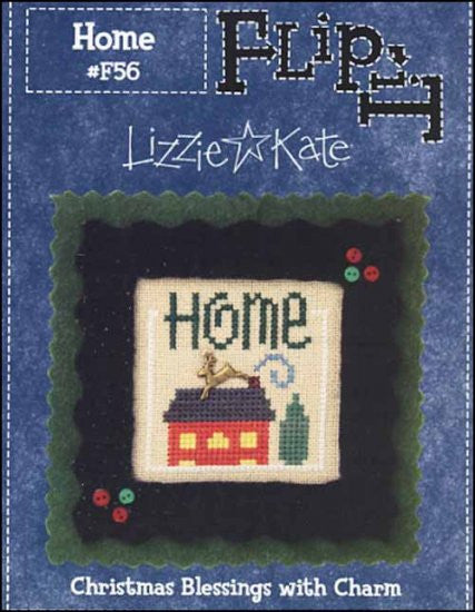 Flip It Christmas Blessings: Home ~ Lizzie Kate