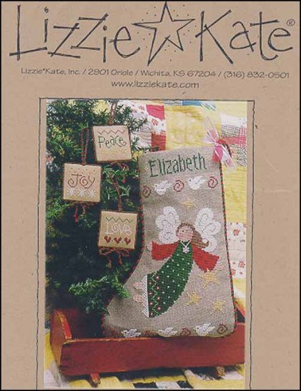 Angel Stocking ~ Lizzie Kate