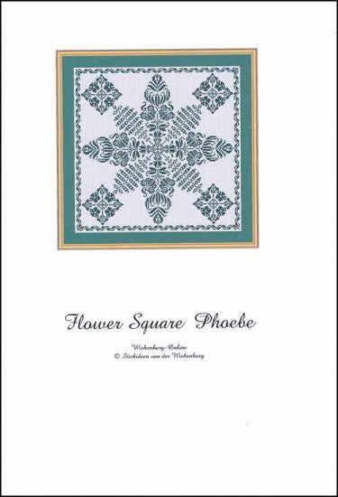 Flower Square Phoebe