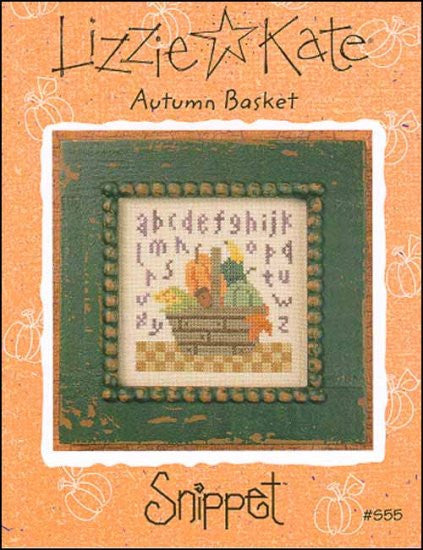 Snippet: Autumn Basket