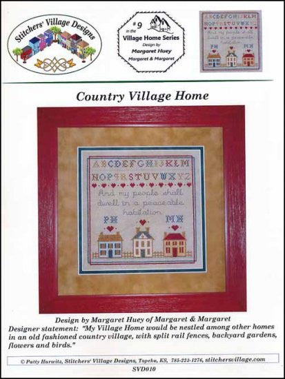 Village Home Series: Country Village Home