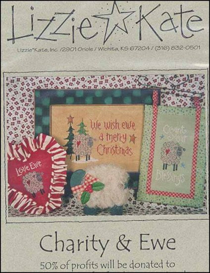 Charity & Ewe~ Lizzie Kate