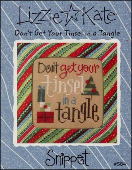 Snippet: Don't Get Your Tinsel In A Tangle