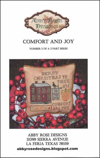 Comfort And Joy ~ Abby Rose Designs
