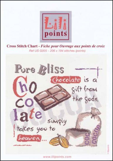 Chocolate ~  LiliPoints