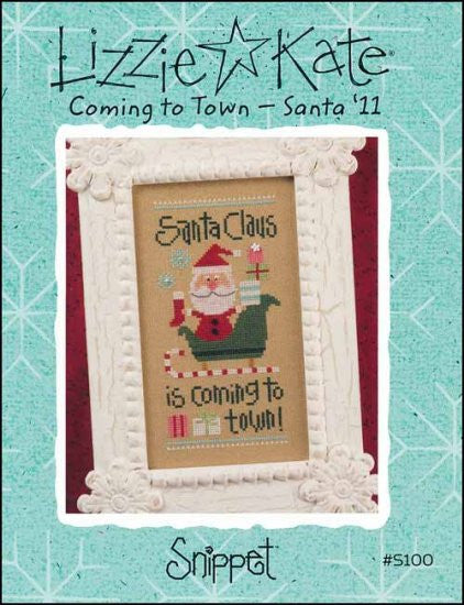 Snippet Santa '11: Coming To Town