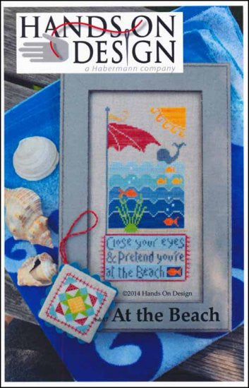 At The Beach ~  Hands On Design