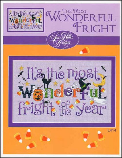 Most Wonderful Fright ~ Sue Hillis Designs