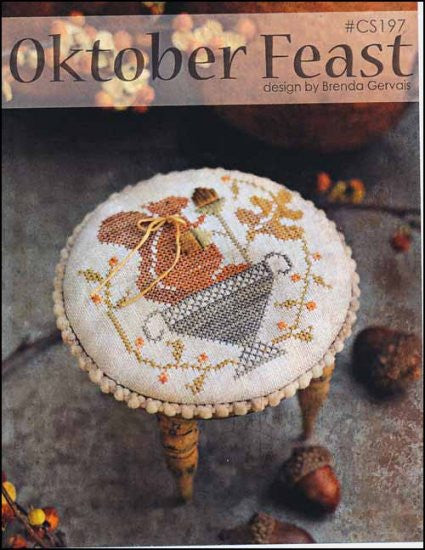 Oktober Feast ~ With Thy Needle & Thread