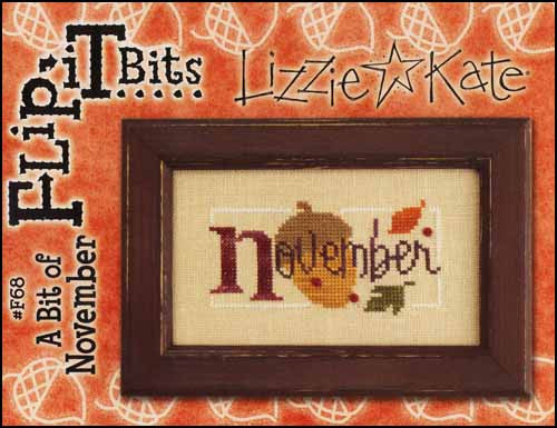 Flip It Bits: A Bit Of November ~ Lizzie Kate