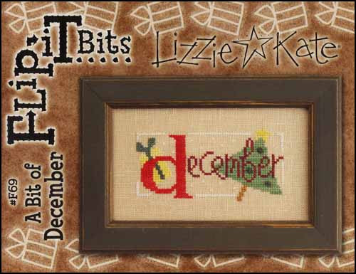 Flip It Bits: A Bit Of December ~ Lizzie Kate