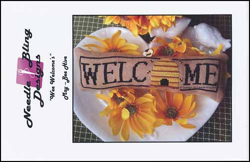 Wee Welcome's: May - Bee Hive