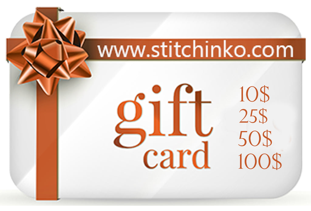 Gift Card StitchinKo