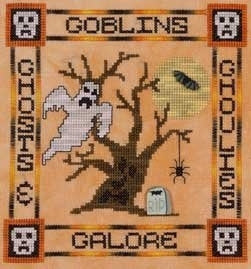 Goblins Ghosts & Ghoulies ~ Glendon Place