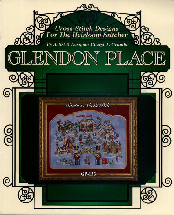Santa's North Pole ~ Glendon Place