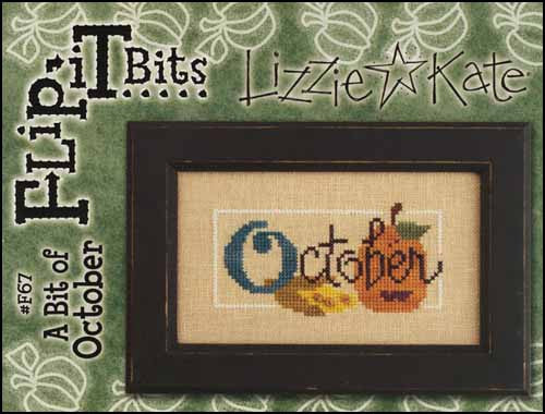 Flip It Bits: A Bit Of October ~ Lizzie Kate