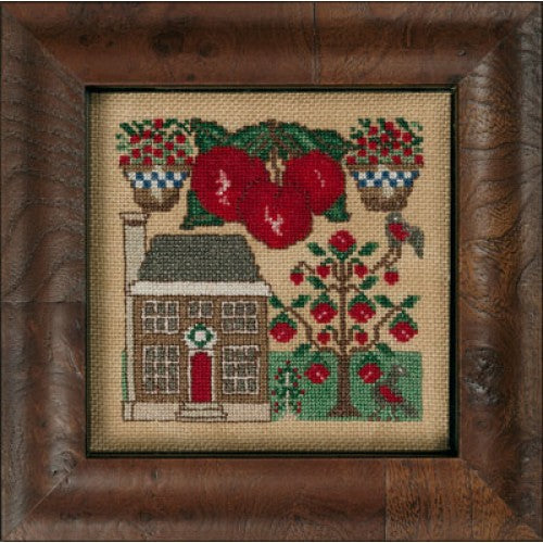 Fruitful XVIII ~  Cherries ~  Kit #162 ~  The Hearts's Content, Inc
