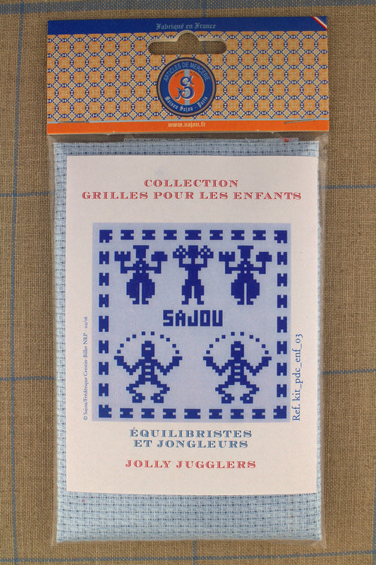 Cross Stitch Kits for Children ~ Needlework Projects ~ SAJOU