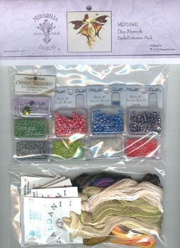 MD104E ~ Day Nymph  ~ Embellishment Pack