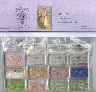 MD107E ~ Lady Hera ~ Embellishment Pack