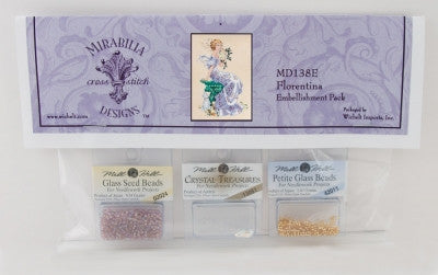 MD138E ~ Florentina ~ Embellishment Pack