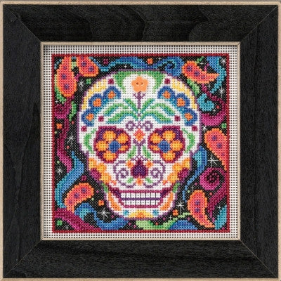 Sugar Skull - Mill Hill Kit MH14-5204