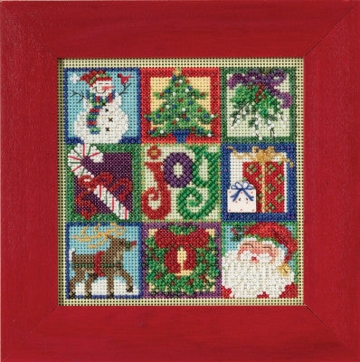 Joy of Christmas (2015) - Mill Hill Kit MH14-5301