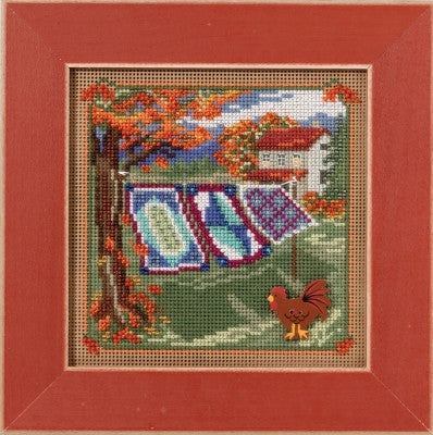 Country Quilts - Mill Hill Kit MH14-1621