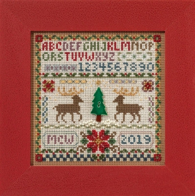 Holiday Sampler - Mill Hill Kit MH14-1633
