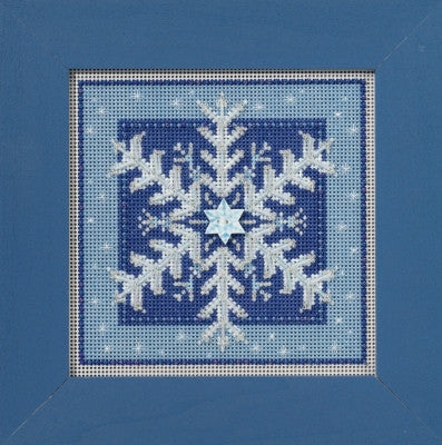 Crystal Snowflake - Mill Hill Kit MH14-1635
