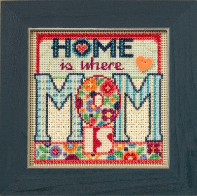 Mom - Mill Hill Kit MH14-5101