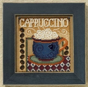 Cappuccino - Mill Hill Kit MH14-8202