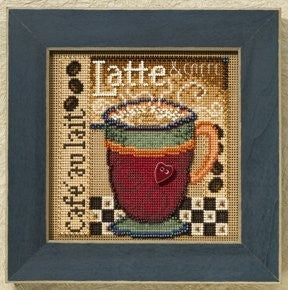 Latte - Mill Hill Kit MH14-8205