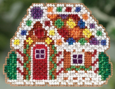 Gingerbread Cottage - Mill Hill Kit MH18-5305
