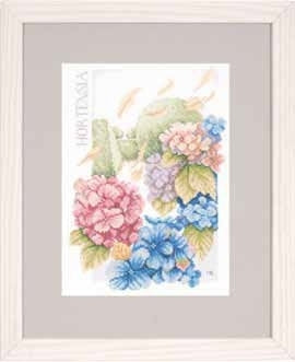 Hydrangea Power by Marjolein Bastin ~ Lanarte