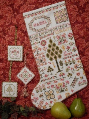 My Granddaughter's Stocking ~ Rosewood Manor