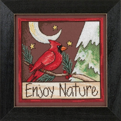 Enjoy Nature - Mill Hill Kit ST305103