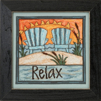 Relax - Mill Hill Kit ST30-5104