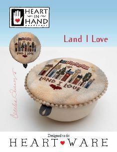 Land I Love  ~ Heart In Hand