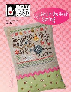Bird in the Hand: Spring ~ Heart In Hand