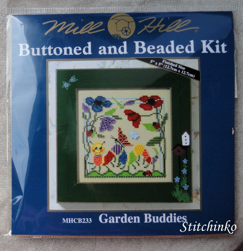 Garden Buddies - Mill Hill Kit MHCB233(M)