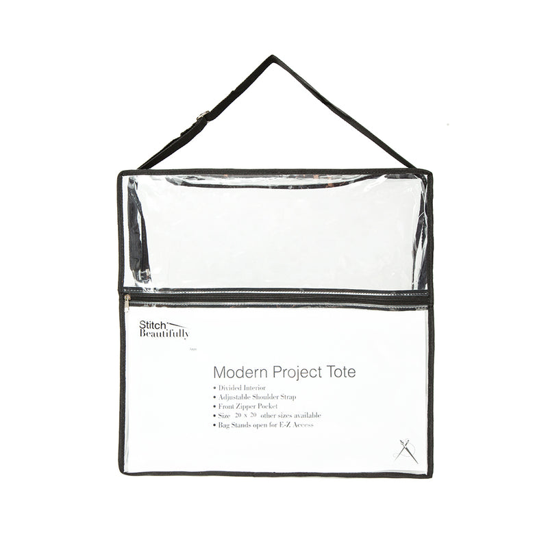"Modern Project Tote Large with Divider - Large - 20"" x 20"""