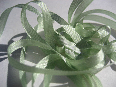 031 ~ Light Jade ~ YLI Silk Ribbon